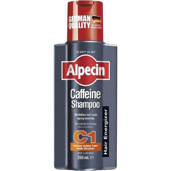 Альпецин шампунь