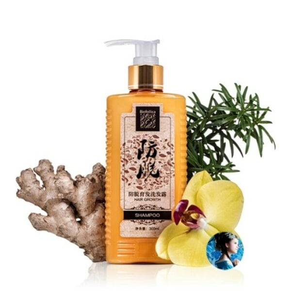 Купить Имбирный Шампунь Biofollica, для волос фото