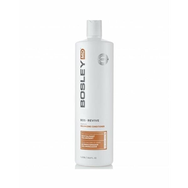 Купить Кондиционер-активатор от выпадения и для стимуляции роста волос (для окрашенных волос)  Bosley MD, 1000 мл фото