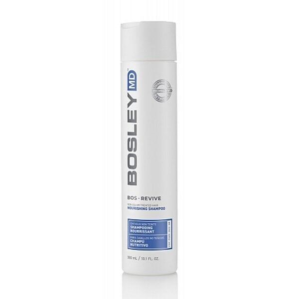 Шампунь-активатор от выпадения и для стимуляции роста волос (для неокрашенных волос) Bosley, 300 мл