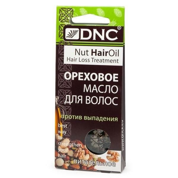 Купить Ореховое масло для волос DNC против выпадения 3х15 мл фото