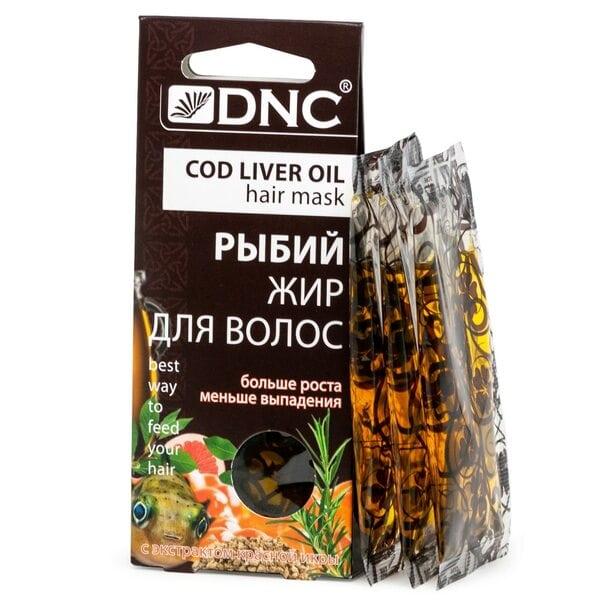 Купить Рыбий жир для волос DNC, 3х15 мл фото 1