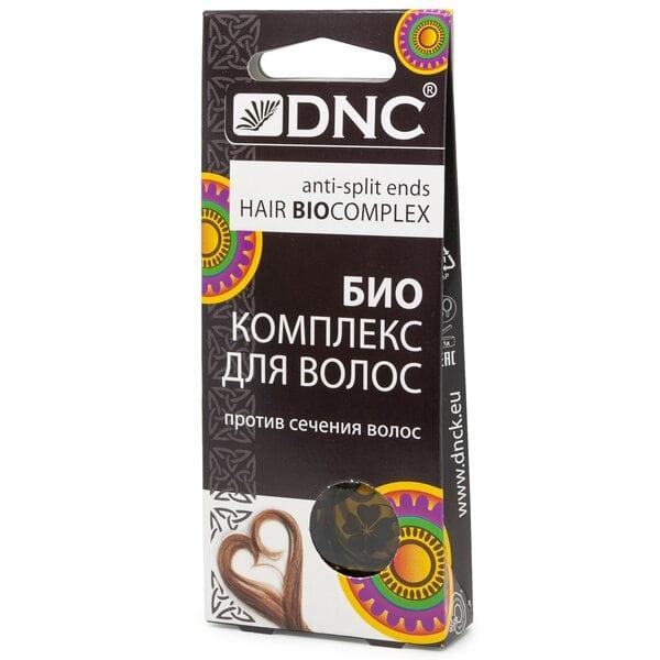 Биоактивный комплекс против сечения волос DNC, 3х15 мл
