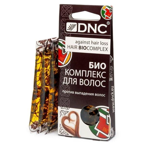 Купить Биоактивный комплекс против выпадения волос DNC, 3х15 мл фото 1