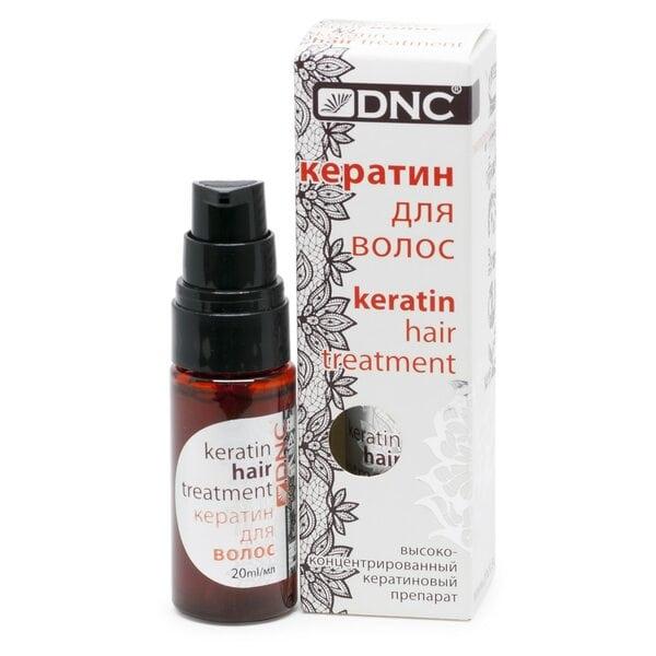 Купить Кератин для волос (гиалуроновой гель) DNC, 20 мл фото 1