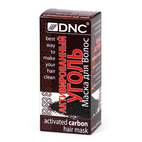 Маска для волос Активированный уголь DNC, 100 гр
