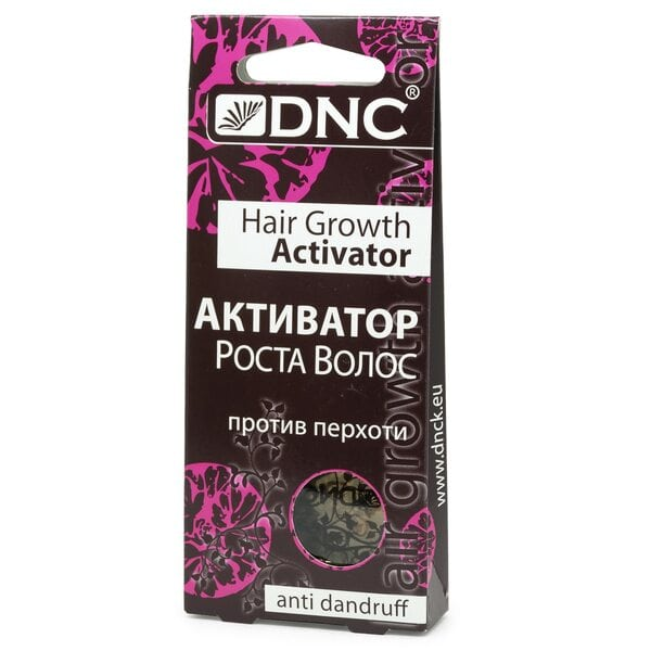 Масло Активатор роста волос Против перхоти DNC, 3х15 мл