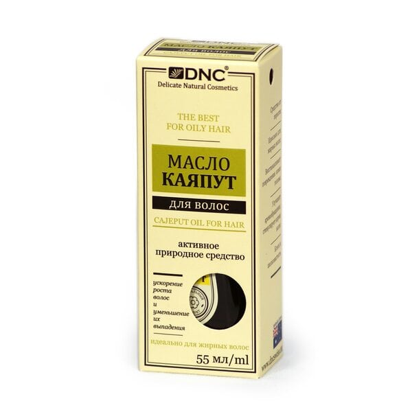Масло для волос Каяпут DNC, 55 мл
