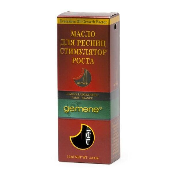 Купить Масло Стимулятор роста для ресниц Gemene, 10 мл фото