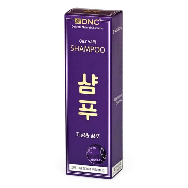 Шампунь для жирных волос без SLS DNC, 250 мл