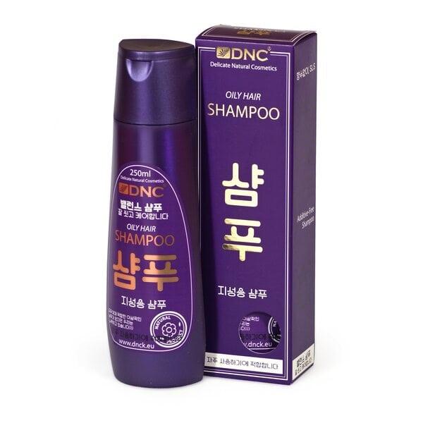 Купить Шампунь для жирных волос без SLS DNC, 250 мл фото 1