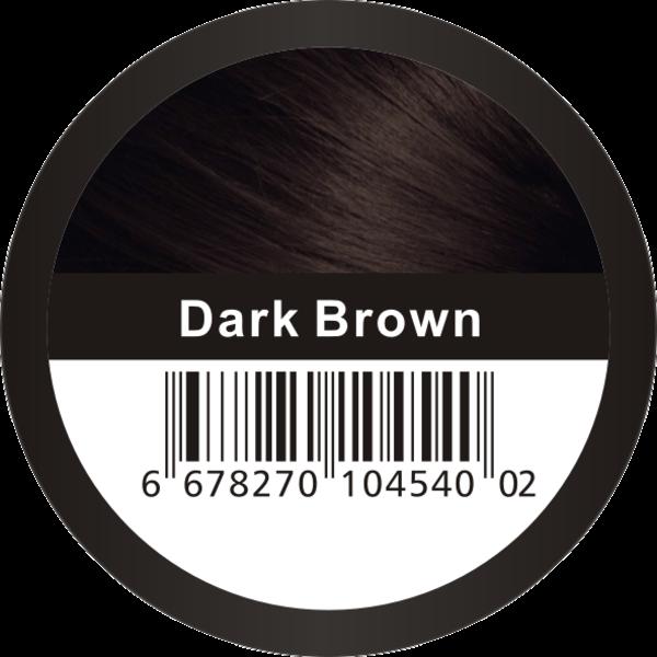 Купить Загуститель для волос Fully (темно-коричневый), 23 гр фото 1