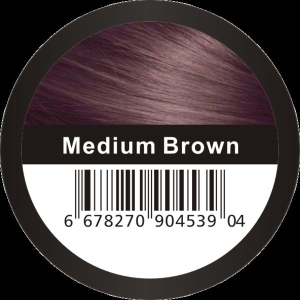 Купить Загуститель для волос Fully (коричневый), 23 гр фото 1