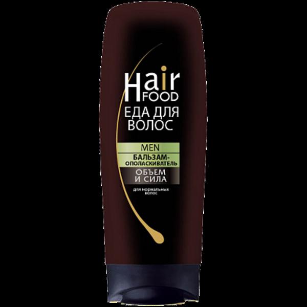 Купить Бальзам-ополаскиватель «HairFood» MEN Объем и сила фото