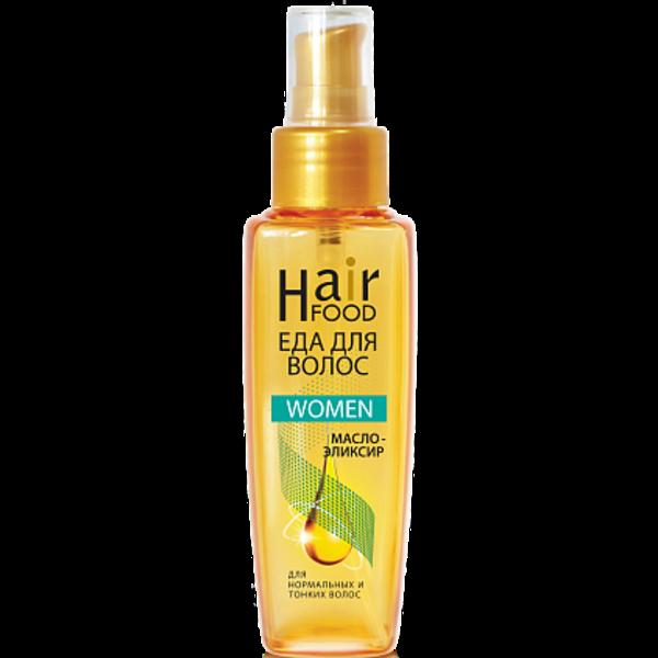 Масло для волос «HairFood» для нормальных и тонких волос
