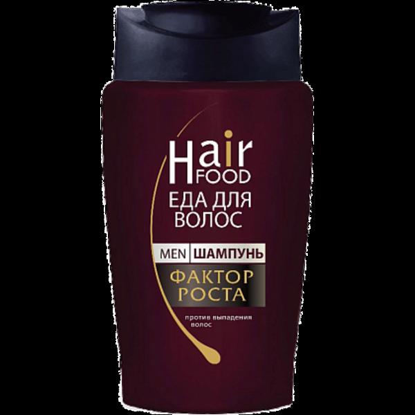 Купить Шампунь «HairFood» MEN Фактор роста фото