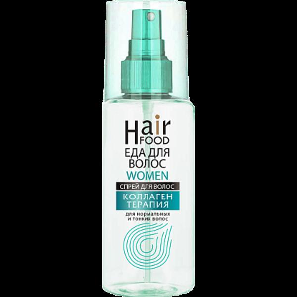 Купить Спрей-восстановление «HairFood Коллаген терапия» для нормальных и тонких волос фото