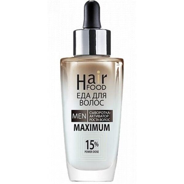 Купить Сыворотка Активатор роста волос «HairFood» MEN MAXIMUM 15% фото