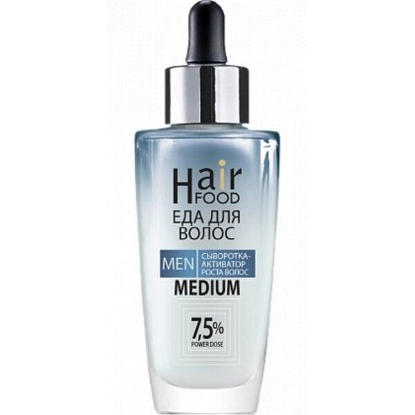 Купить Сыворотка Активатор роста волос «HairFood» MEN MEDIUM 7,5% фото