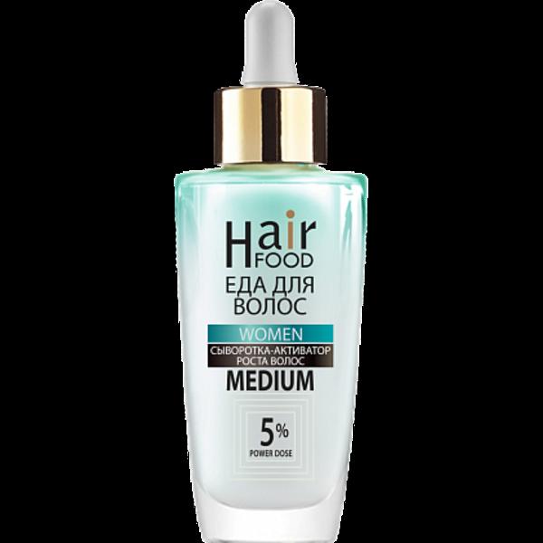 Купить Сыворотка Активатор роста волос «HairFood» WOMEN MEDIUM 5% фото