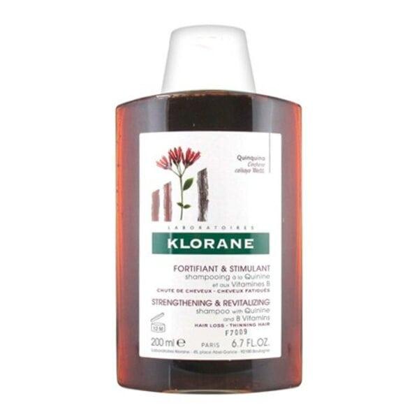 Шампунь KLORANE с экстрактом хинина укрепляющий, 200 мл