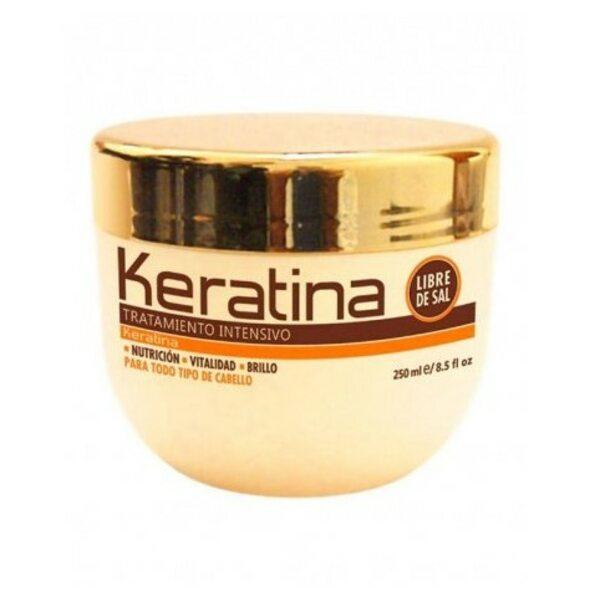 Купить Интенсивно восстанавливающий уход с кератином для поврежденных и хрупких волос Keratina, Kativa, 250 мл фото