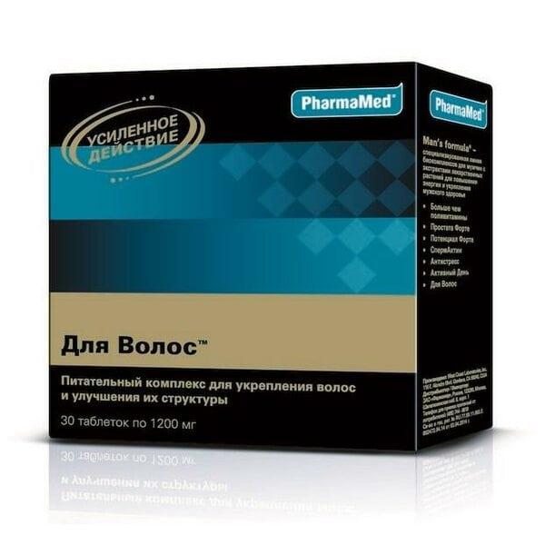 Купить Мен'с формула, витамины для роста волос фото