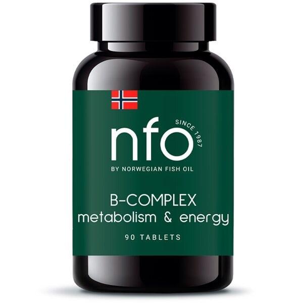 NFO B-комплекс, 90 таблеток