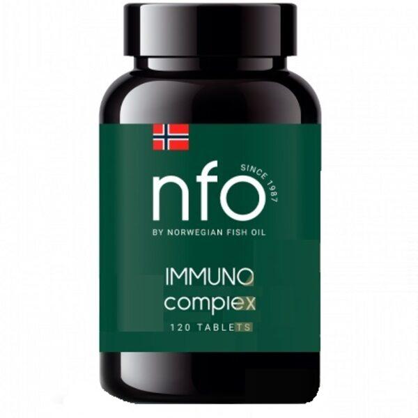 Купить NFO Иммунокомплекс, 120 капсул фото