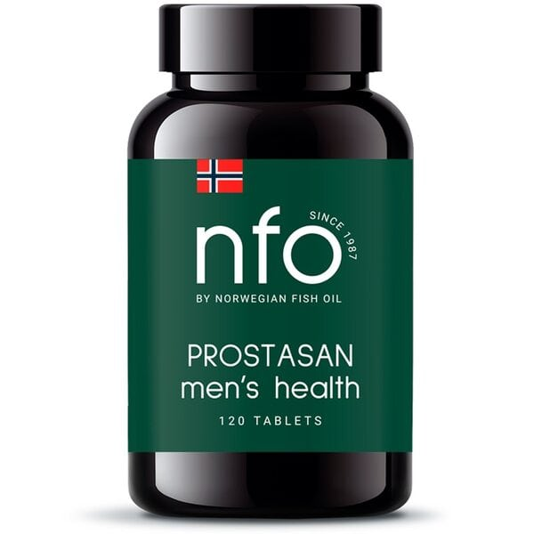 NFO Комплекс Простасан, 120 таблеток