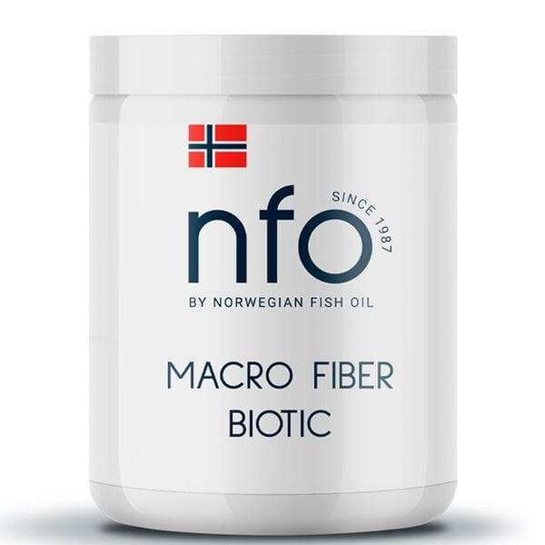 Купить NFO Макро Файбер Биотик, 350 гр фото