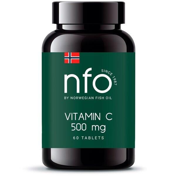 NFO Витамин C, 60 таблеток