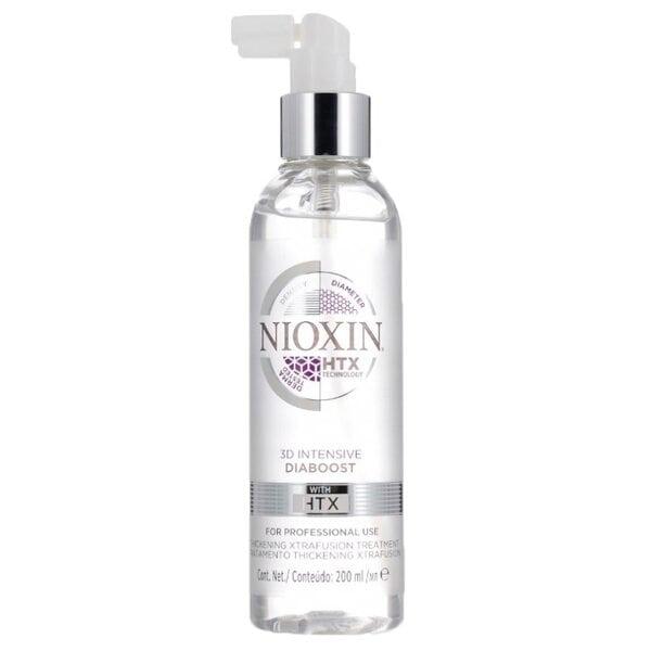 Купить Эликсир для создания прикорневого объема и увеличения диаметра волос Nioxin 3D Интенсивный уход, 200 мл фото