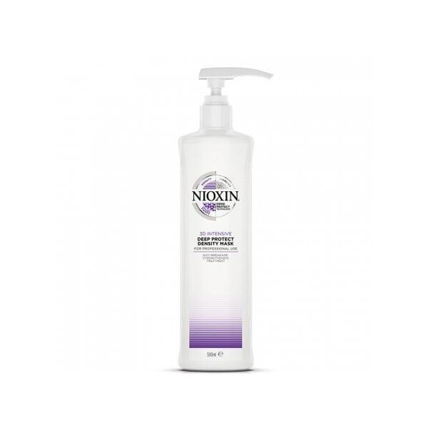 Купить Маска для глубокого восстановления волос с технологией DensiProtect Nioxin 3D Интенсивный уход, 500 мл фото