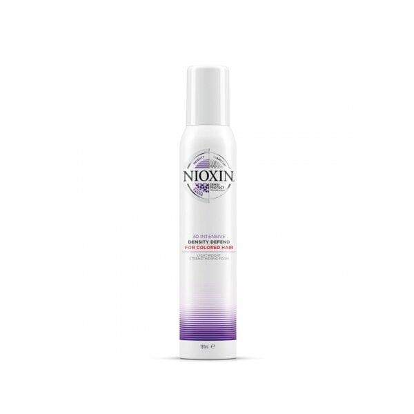 Купить Мусс для защиты цвета и плотности окрашенных волос Nioxin 3D Интенсивный уход, 200 мл фото