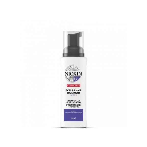 Купить Питательная маска Система 6 Nioxin для химически обработанных истонченных волос, 100 мл фото