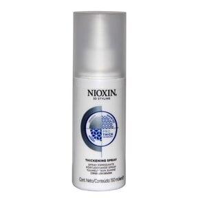 Спрей для придания плотности и объема волосам Nioxin 3D Стайлинг, 150 мл