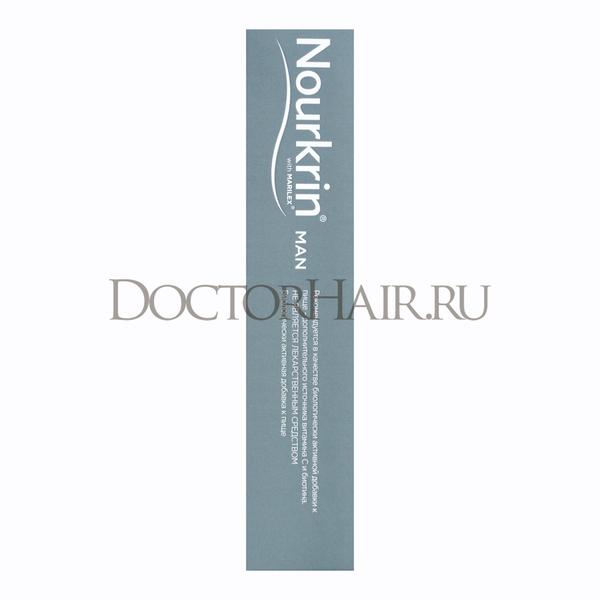 Купить Нуркрин для мужчин, Витамины для восстановления волос, 60 таб фото 3