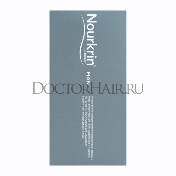 Купить Нуркрин для мужчин, Витамины для восстановления волос, 180 таб фото 4
