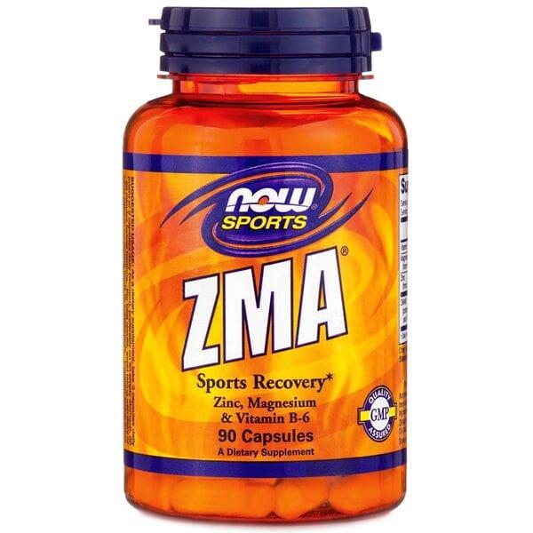 Купить Now Foods ZMA 800 мг 90 капсул фото
