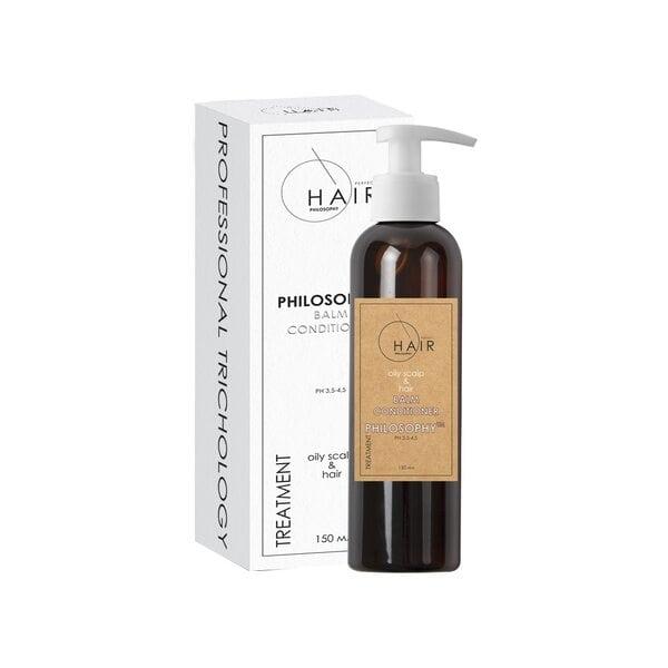 Купить Бальзам-кондиционер для жирной кожи головы и волос Oily Scalp Hair Balm Conditioner 150мл фото