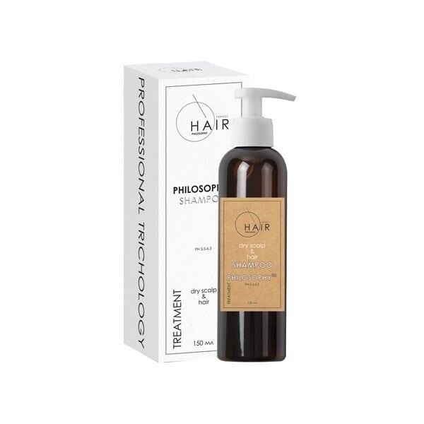 Купить Шампунь для сухой кожи головы и волос Dry Scalp&Hair Shampoo 150мл фото