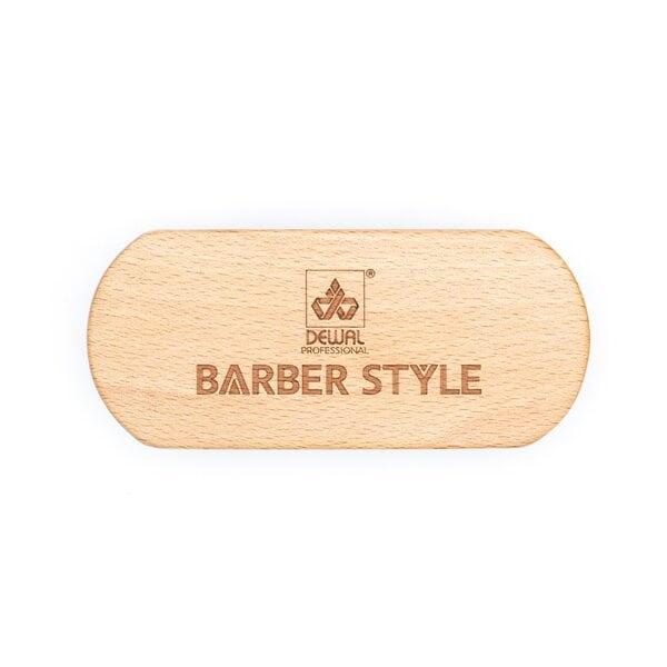 Купить Щетка для бороды, натуральная щетина, 9-рядная фото 1