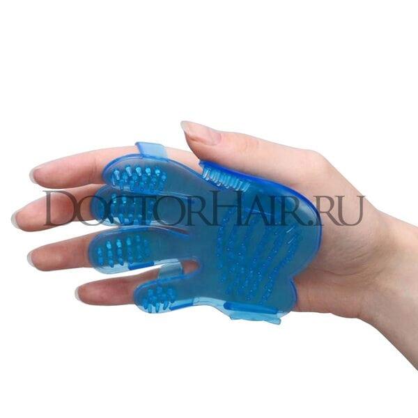 Купить Щетка массажная на руку, микс цветов фото 1