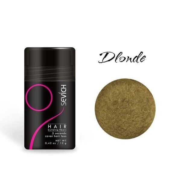 Загуститель для волос Sevich (блонд, blonde), 12 гр