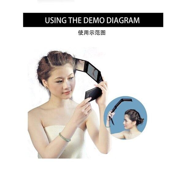 Купить Зеркало для нанесения загустителей для волос Sevich фото 3