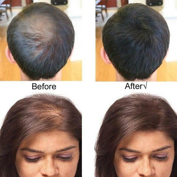 Купить Загуститель для волос светло-коричневый Sevich, 25 гр (рефил) фото 5