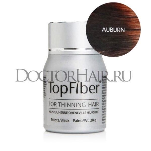 Купить TopFiber Финский кератиновый загуститель волос (рыжий) фото