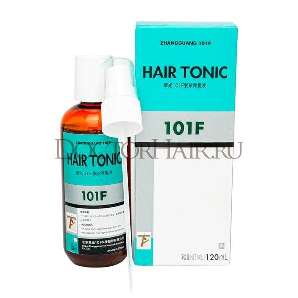 Лосьон Zhangguang 101 F Hair Tonic (export-packing) для волос, 120 мл