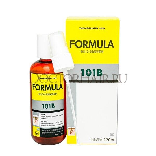 Купить Лосьон  Zhangguang 101 B Formula (export-packing) для волос, 120 мл фото